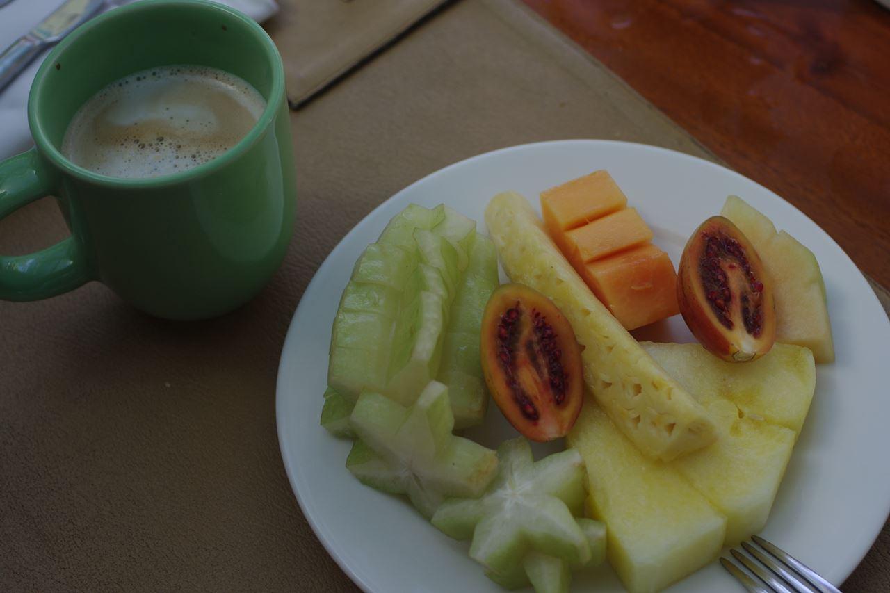 ウエスティン・ヌサドゥアの朝食ビュッフェ|バリ島子連れ旅行記