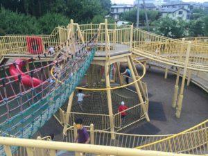 相模三川公園のきれいな小川で水遊び|1日中遊べるよ!