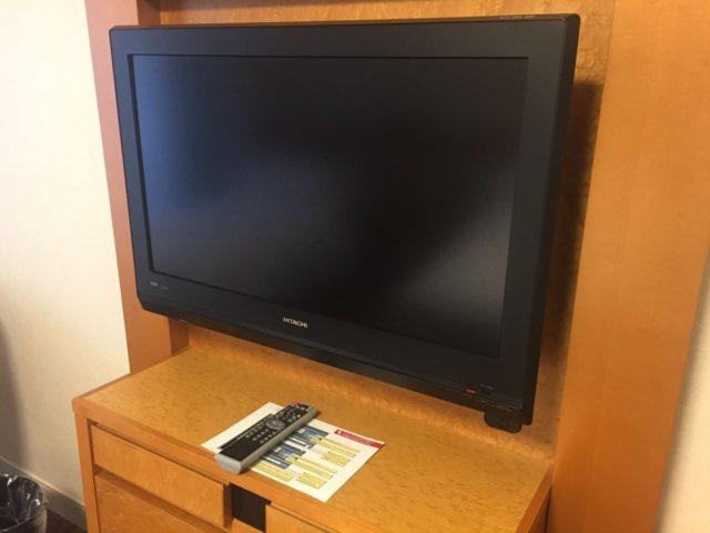 32型のテレビです。一度もつけませんでした。