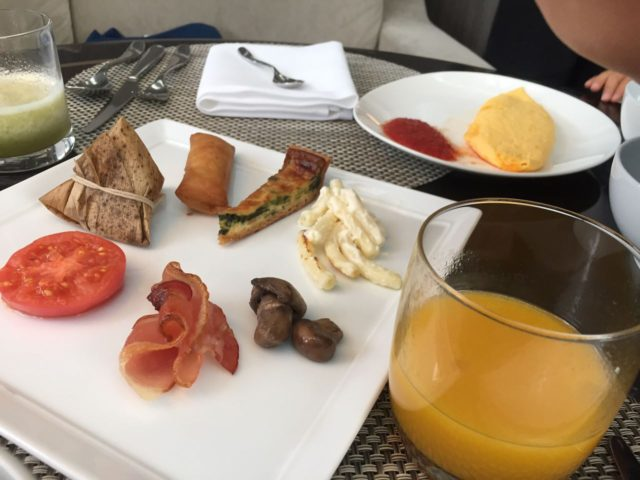 東京マリオットホテル子連れ旅行記|朝食ビュッフェ編