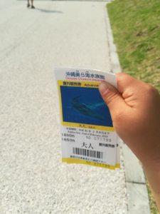 美ら海水族館で一番お得な割引チケット購入|子連れで美ら海水族館