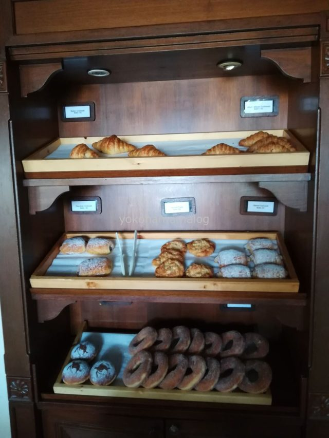 SiamDeliのパン