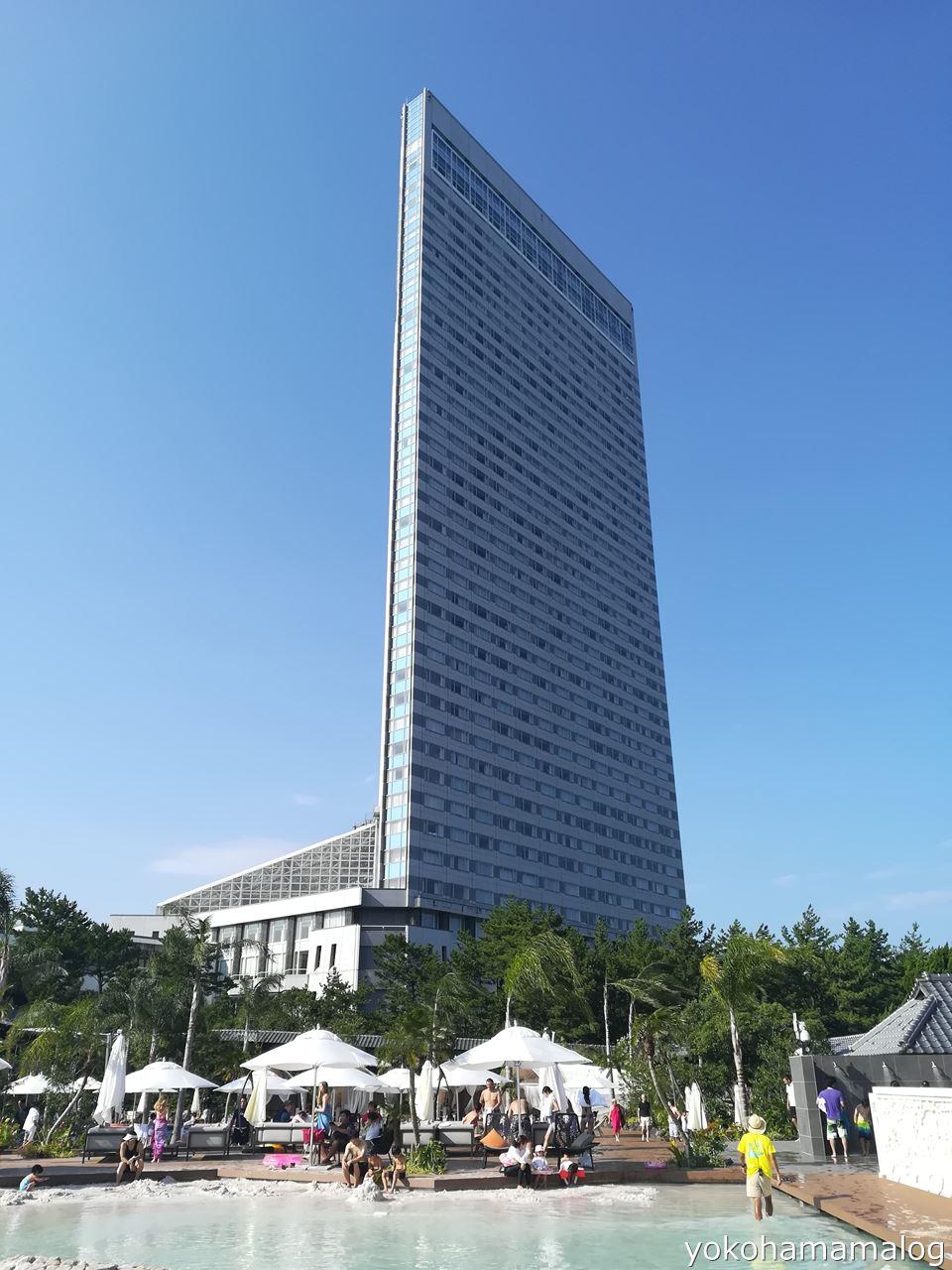 シェラトン宮崎子連れ旅行記 念願のシーガイアに泊りました!