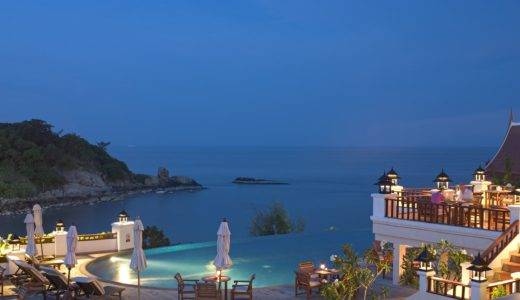 バリ島スターウッドホテルのカテゴリーと添い寝条件まとめ