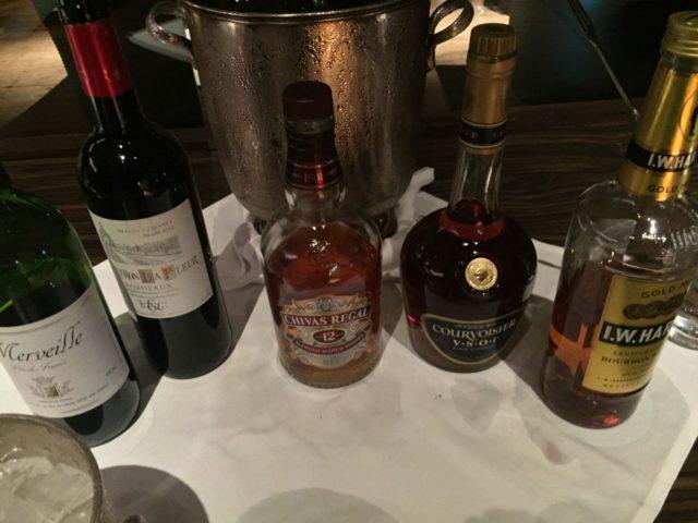 ブランデー、ポートワイン、スコッチウィスキー、バーボンなどが追加されます。