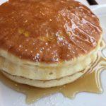 大江ノ郷ココガーデンのパンケーキ|★★級の美味しさ