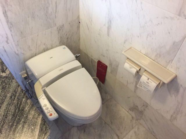 トイレがセパレートではないのが残念です。