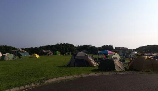 ソレイユの丘キャンプ場(の下見)に行ってきました!