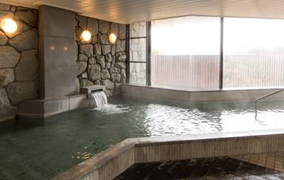 伊豆マリオット修善寺の温泉
