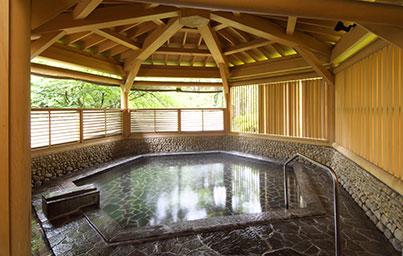富士マリオット山中湖の温泉
