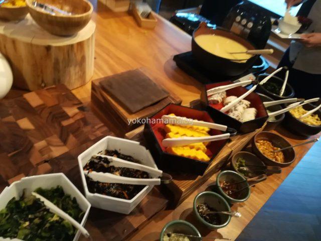 和食は伊豆と言うこともあって蒲鉾がおいしかったです。