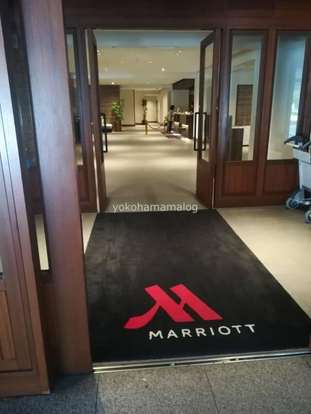 国際品質のサービスが受けられるマリオットホテル
