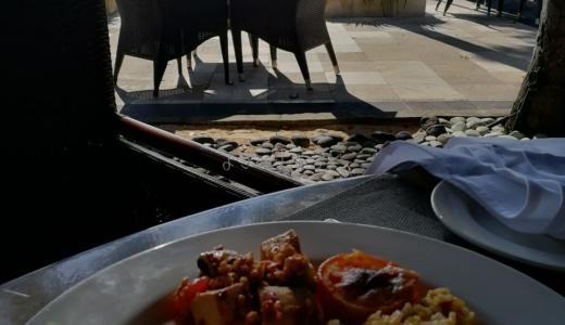 朝食はヌサドゥアNo1ビーチサイドレストランArwanaがおすすめ|ラグーナ・ヌサドゥア・バリ島子連れ旅行記