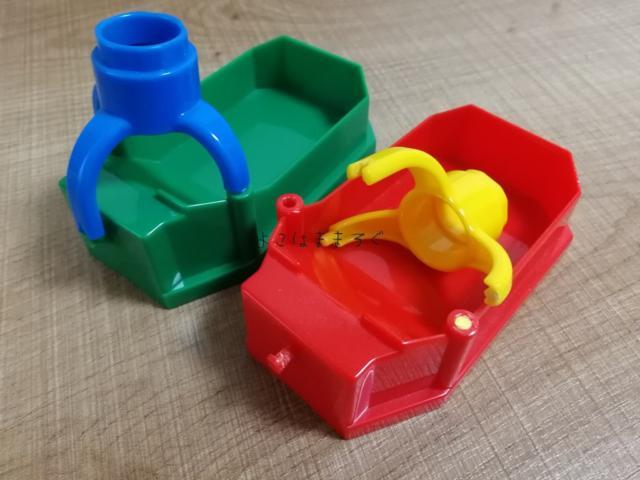 ダイソー強力接着剤でおもちゃを修理